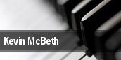 Kevin McBeth tickets