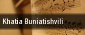 Khatia Buniatishvili Luckman Fine Arts Complex tickets