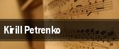 Kirill Petrenko New York tickets