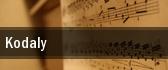 Kodaly Lenox tickets