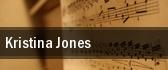 Kristina Jones E.J. Thomas Hall tickets