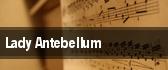 Lady Antebellum Uncasville tickets