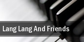 Lang Lang And Friends tickets