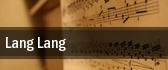 Lang Lang Walt Disney Concert Hall tickets