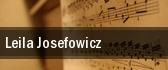 Leila Josefowicz Walt Disney Concert Hall tickets