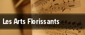 Les Arts Florissants tickets