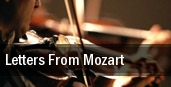 Letters From Mozart Denver tickets