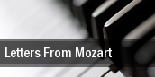 Letters From Mozart tickets