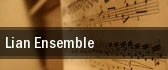 Lian Ensemble NAU Ashurst Auditorium tickets