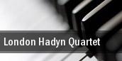 London Hadyn Quartet tickets