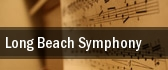 Long Beach Symphony Long Beach tickets