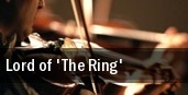 Lord of 'The Ring' Nashville tickets