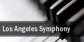 Los Angeles Symphony Walt Disney Concert Hall tickets