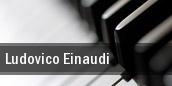 Ludovico Einaudi Hangar tickets
