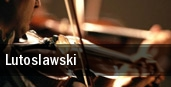 Lutoslawski tickets