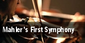 Mahler's First Symphony tickets