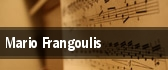 Mario Frangoulis Berklee Performance Center tickets