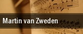 Martin van Zweden Los Angeles tickets