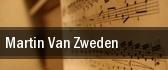 Martin van Zweden tickets