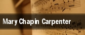 Mary Chapin Carpenter Cleveland tickets