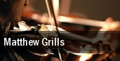 Matthew Grills Kennedy Center Terrace Theater tickets