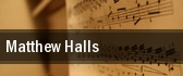 Matthew Halls Washington tickets