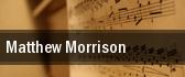 Matthew Morrison London tickets