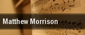 Matthew Morrison Washington tickets
