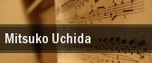 Mitsuko Uchida Carnegie Hall tickets
