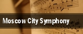 Moscow City Symphony tickets