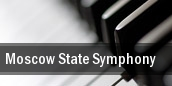 Moscow State Symphony tickets
