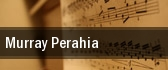 Murray Perahia Au tickets