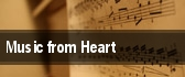 Music from Heart tickets