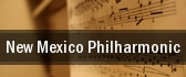 New Mexico Philharmonic Popejoy Hall tickets