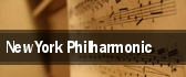 New York Philharmonic Hill Auditorium tickets