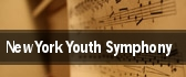 New York Youth Symphony tickets