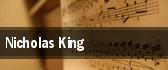 Nicholas King tickets