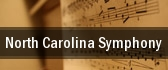North Carolina Symphony Memorial Hall tickets