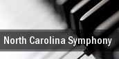 North Carolina Symphony Robert E Lee Auditorium tickets
