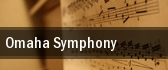 Omaha Symphony Kiewit Hall At Holland Center tickets