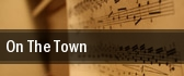 On The Town Cincinnati Music Hall tickets