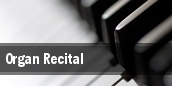 Organ Recital tickets