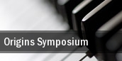Origins Symposium tickets