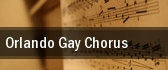 Orlando Gay Chorus tickets