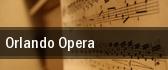 Orlando Opera tickets