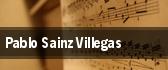 Pablo Sainz Villegas tickets