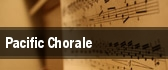 Pacific Chorale tickets