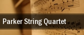 Parker String Quartet tickets