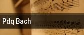 PDQ Bach Bergen Performing Arts Center tickets