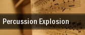 Percussion Explosion tickets